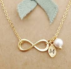 infinity necklace with initials infinity necklace with leaf initial initial charm initials and