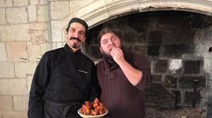 fait sa cuisine le youtubeur ben fait sa cuisine à la cité royale