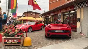 Ferrari California 1965 - bringing ferrari to the tifosi 70th birthday bash in maranello by