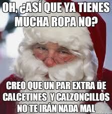 Memes En Espaã Ol Para Facebook - memes de santa claus imagenes chistosas