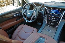 2015 cadillac escalade esv interior 2015 cadillac escalade we found out if it s really 90 000 worth