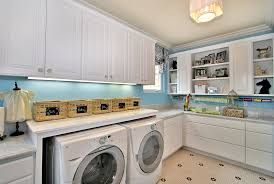 White Cabinets With Blue Walls Wall Cabinet Cabinet Laundry Room Childcarepartnerships Org