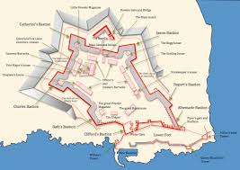 Plymouth England Map by Plymouthcitadel