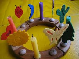 diy birthday ring ornaments birthday celebrations