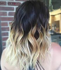 ambry on black hair 40 vivid ideas for black ombre hair