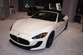 maserati gt white 2014 maserati granturismo convertible specs and photos strongauto