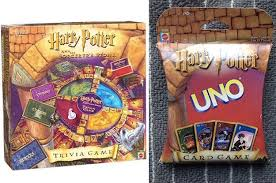 22 harry potter toys pay college