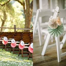 jaw dropping paper fan wedding decoration ideas within budget
