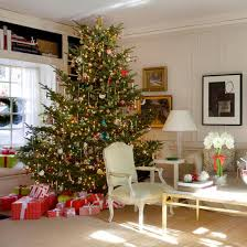 amusing traditional christmas trees decorated 21 for your modern