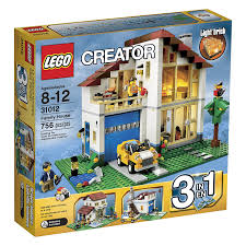 amazon com lego creator family house 31012 discontinued by