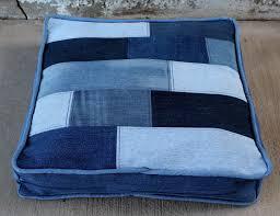 denim dog bed duvet with hardwood floor inspired denim patch top