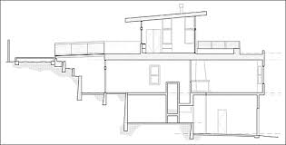 house plans for sloping lots design for modern house plans sloped lots 15 surprising idea