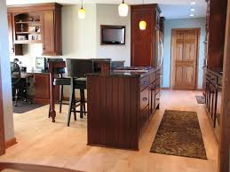 Wainscoting Kitchen Backsplash by Kitchen Lovely L Shape Marble Kitchen Countertop And Fancy