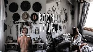 room tour af bohemian decor youtube