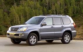 lexus suv 2004 models used 2004 lexus gx 470 suv pricing for sale edmunds