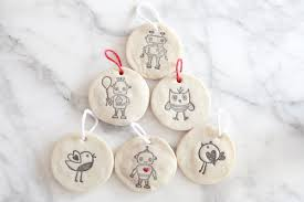 salt dough ornaments suckas