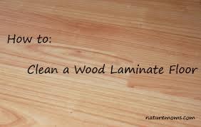 clean wood laminate floors naturally nature nature