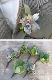 Succulent Boutonniere Succulent Boutonniere Google Search Random Wedding Ideas