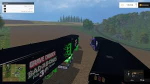 grave digger monster truck games monster jam truck u0026 trailer pack v1 0 farming simulator