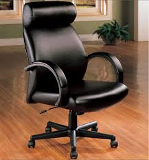 Leather Executive Desk Chair Coaster Fine Furniture Guest Office Chair Atg Stores Furniture