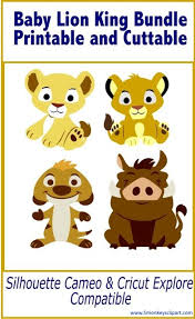 baby lion king baby shower these svg files for lion king baby shower decorations baby