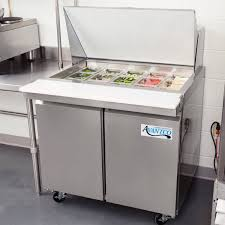 Ss Pt 36m 36 2 Door Mega Top Stainless Steel Refrigerated Sandwich