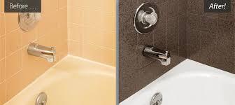 Reglazing Bathroom Tile Refinished Bathtubs Countertops Resurfaced Tile Reglazing