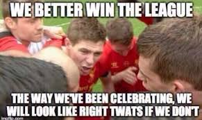 Liverpool Memes - all the best memes as liverpool somehow throw away 3 goal lead to
