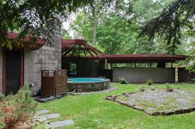 fallingwater house for a midcentury exterior with a my houzz and