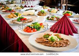 buffet table stock images royalty free images u0026 vectors