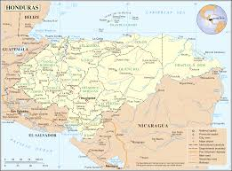 Map De Central America by Honduras Map This Would Be Great Travel Pinterest Honduras