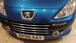 used peugeot 307 1 6 s hdi 5dr 89 bhp youtube