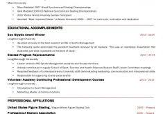 Sample Resume Usa by Download Resume Usa Haadyaooverbayresort Com