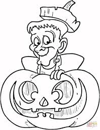 halloween frankenstein coloring free printable coloring pages