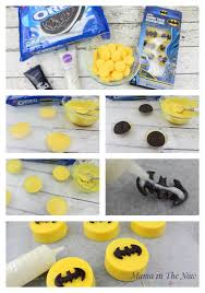 batman party ideas how to make the most awesome lego batman oreos