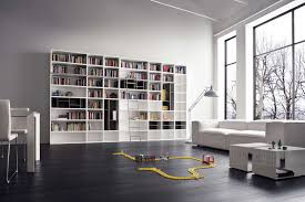 White Modern Bookshelves by Decorations Luxury Home Library Decor Ideas With Plaid Black
