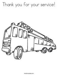 printable trucks color printable fire truck coloring pages