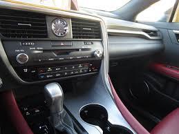lexus rx 450h interior 2017 2017 lexus rx450h f sport interior 12