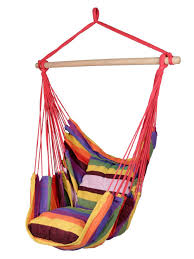 amazon com tms canvas hanging chair outdoor porch swing yard
