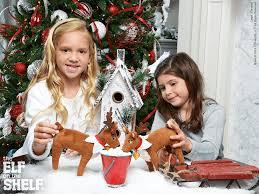 on shelf reindeer pets reindeer sweet tooth the on the shelf meet the