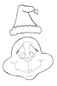 how the grinch stole christmas coloring pages womanmate com