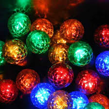 led mini lights c9 c7 c6 m6 m5 g12 polka dot