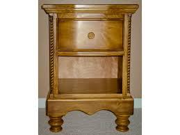 knotty pine nightstand cadolino custom woodworking llc