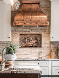 kitchen backsplash metal medallions kitchen medallion backsplash home designs