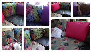 refaire canapé refaire canapé ikea s fabric addict
