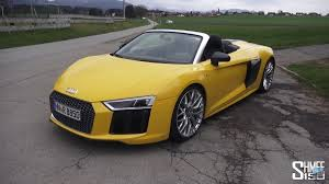 audi supercar convertible this the new audi r8 v10 plus this audi is a convertible you can