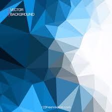 blue pattern background polygonal dark blue pattern background clip art 123freevectors