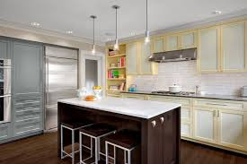 how to add crown moulding to cabinets tips for modernizing your home by painting your kitchen