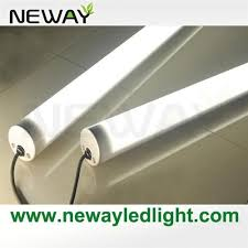 fluorescent tube light bulbs led replacement 48 inch t8 52 watt bright white waterproof linear led tube light