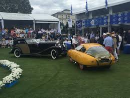 rolls royce sport car 1952 pegaso z 102 cupola and 1930 rolls royce phantom ii take